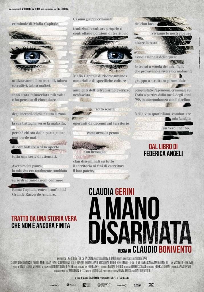 a-mano-disarmata-poster
