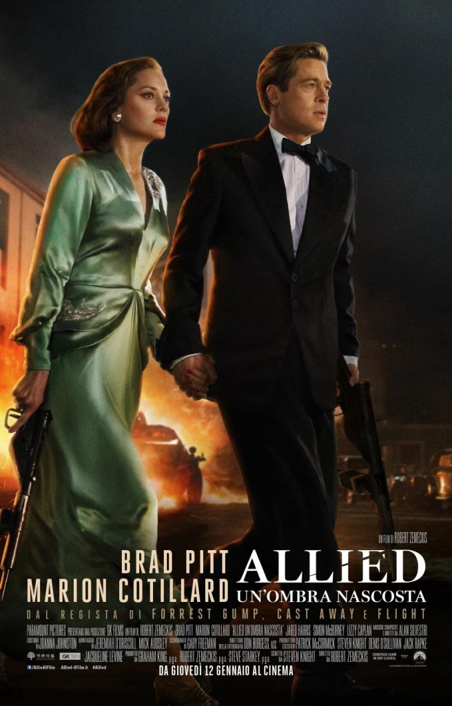 Allied poster ita