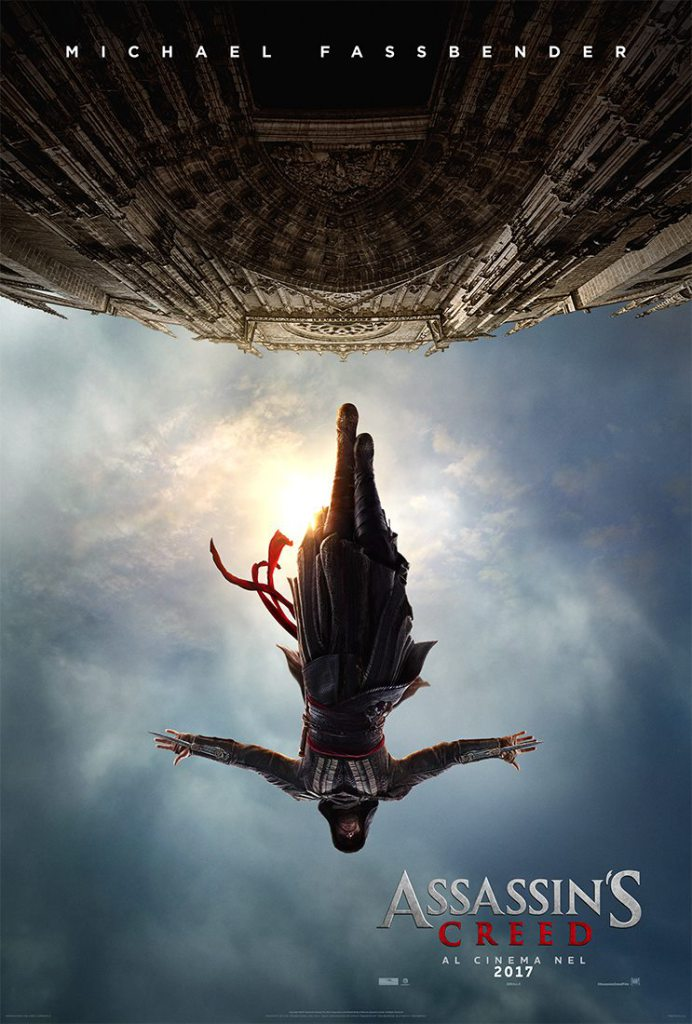 Assassin's Creed poster ita