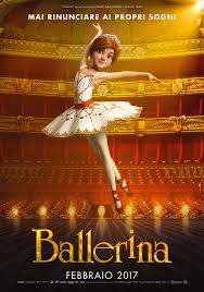 Ballerina poster ita