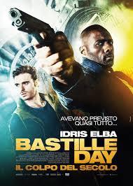 Bastille Day - Il colpo del secolo poster