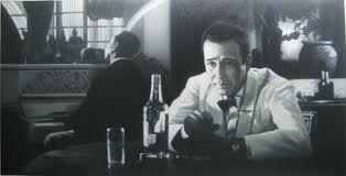 """H.Bogart nel film """"Casablanca"""""""