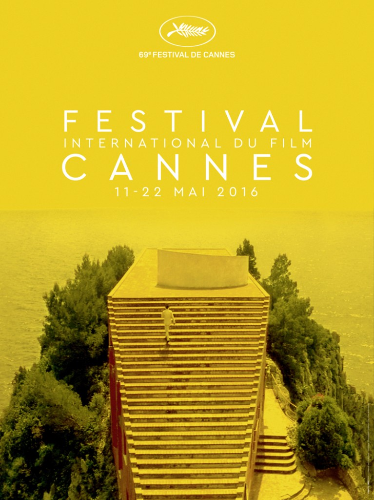 Festival Cannes 2016 poster