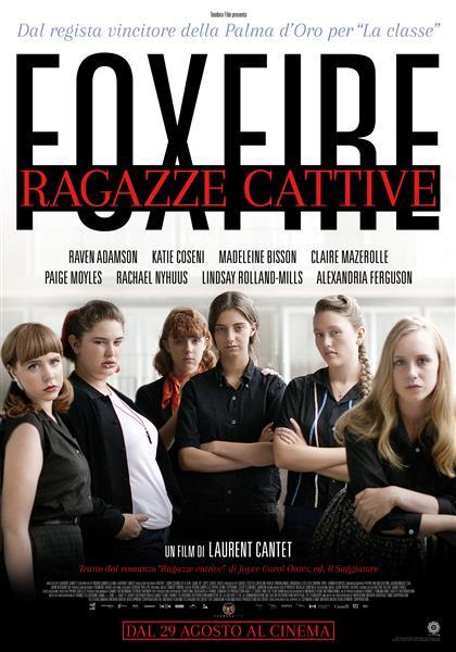 foxfire-poster