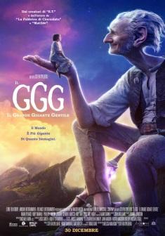 GGG - Il Grande Gigante Gentile poster