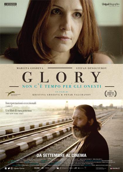 glory-non-ce-tempo-per-gli-onesti-poster