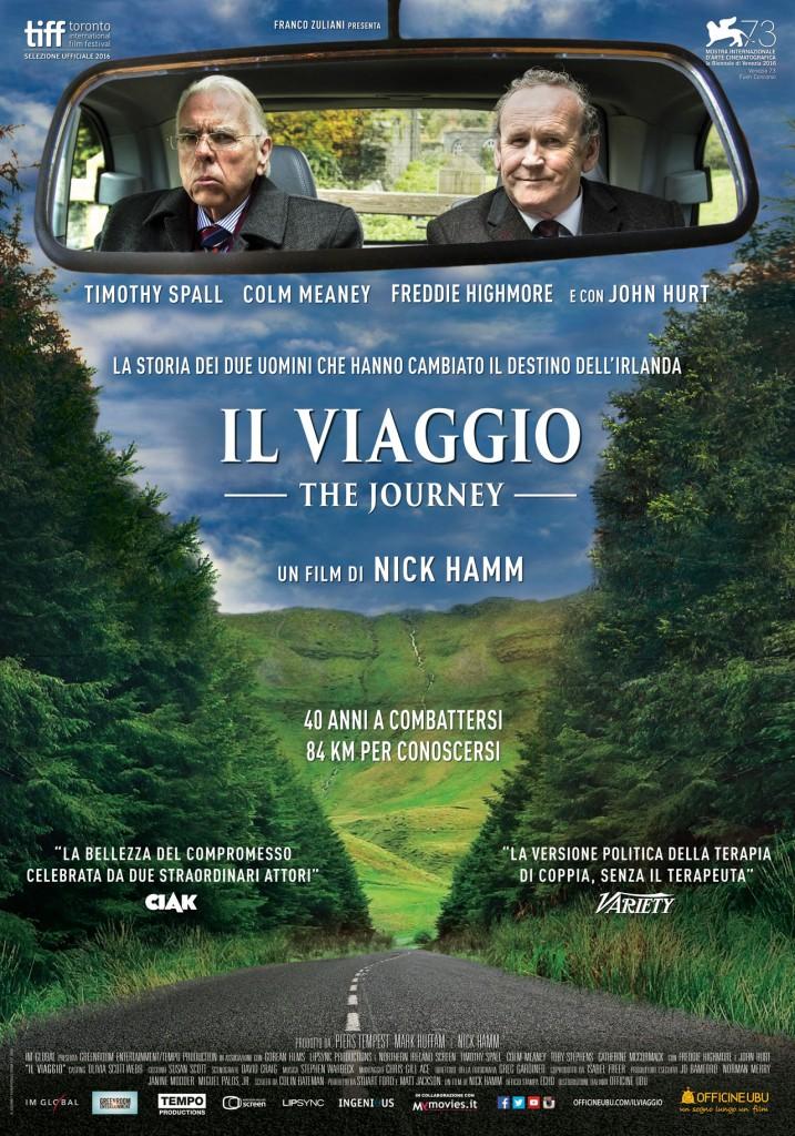 il-viaggio-the-journey-poster
