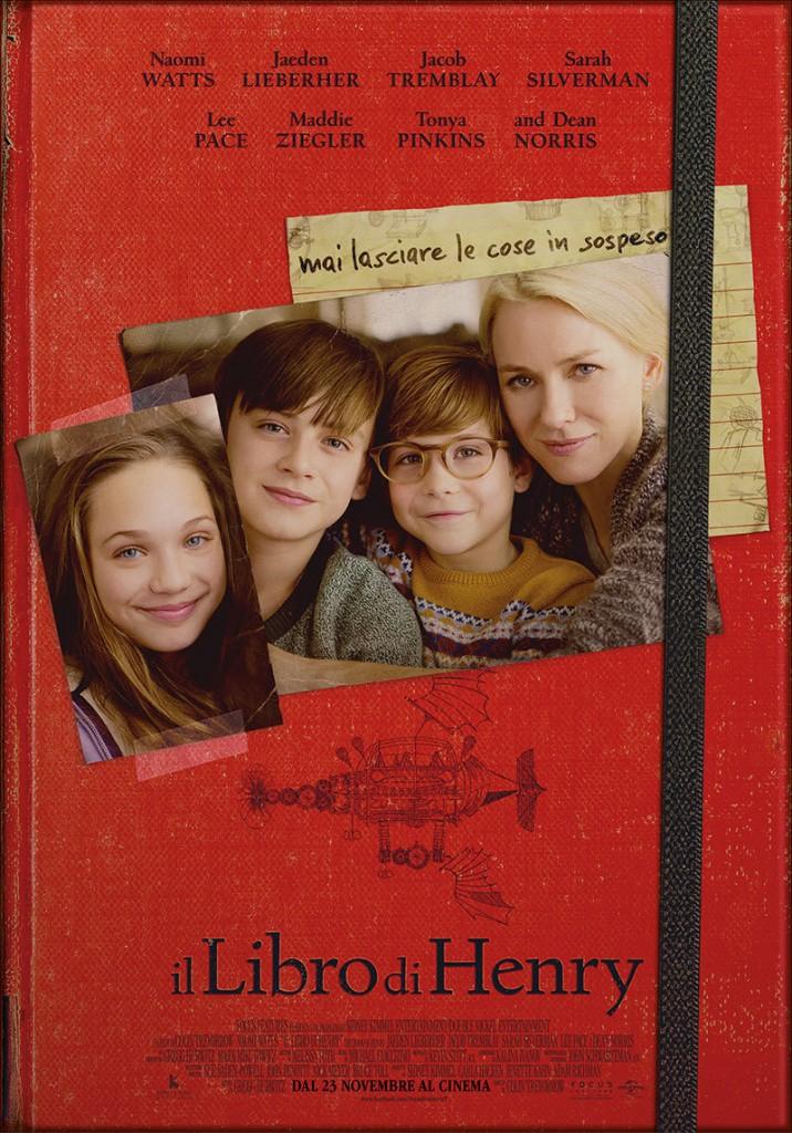 il-libro-di-henry-poster-ita