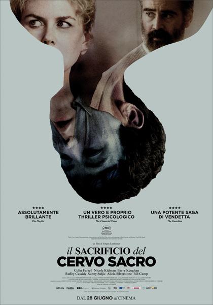 il-sacrificio-del-cervo-sacro-poster