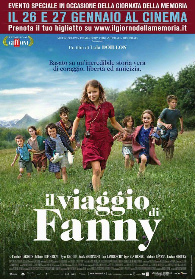 Il viaggio di Fanny poster