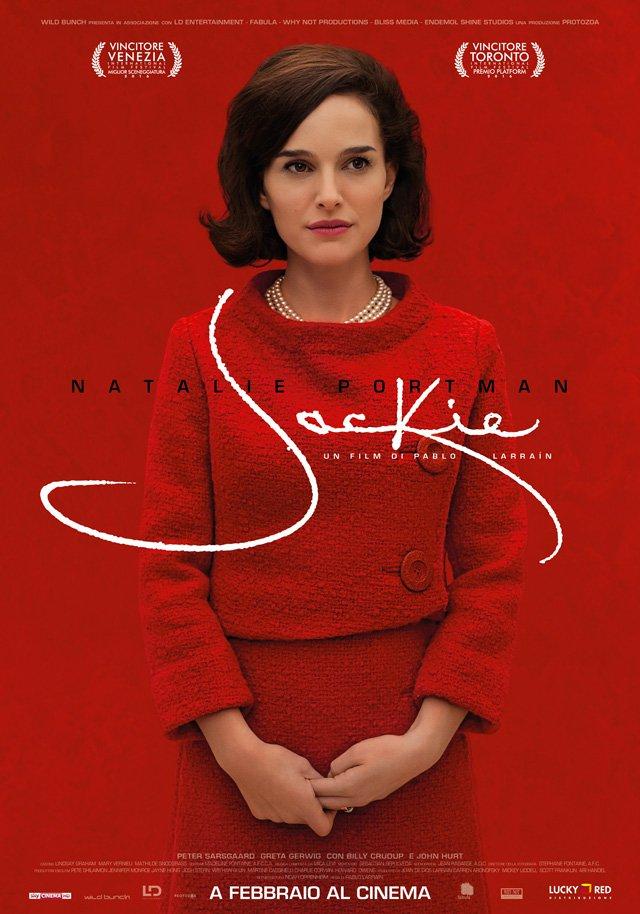 Jackie poster ita