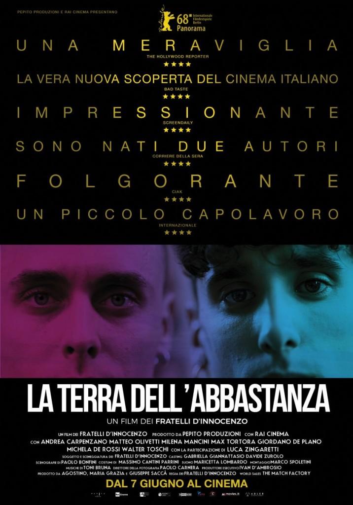 la-terra-dellabbastanza-poster