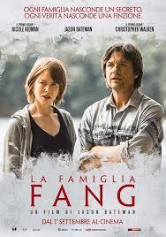 La famiglia Fang poster