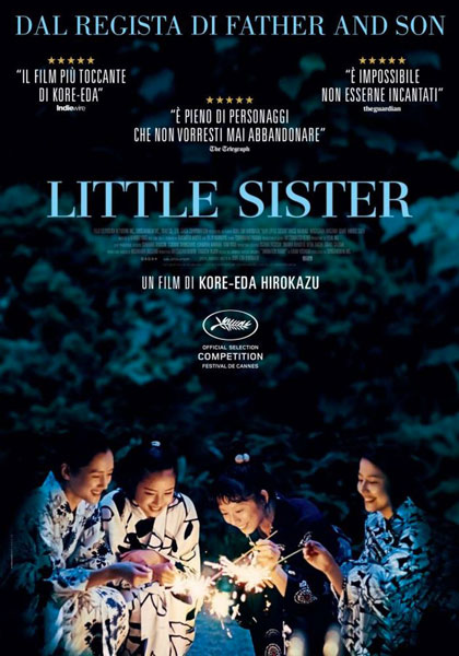 Little sister locandina
