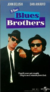 Locandina The Blues Brothers