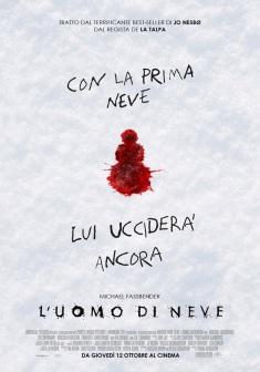 luomo-di-neve-poster