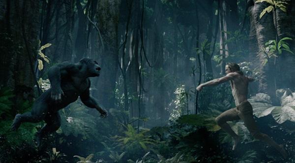 The legend of Tarzan 01