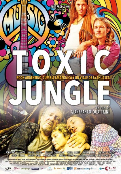Toxic Jungle poster