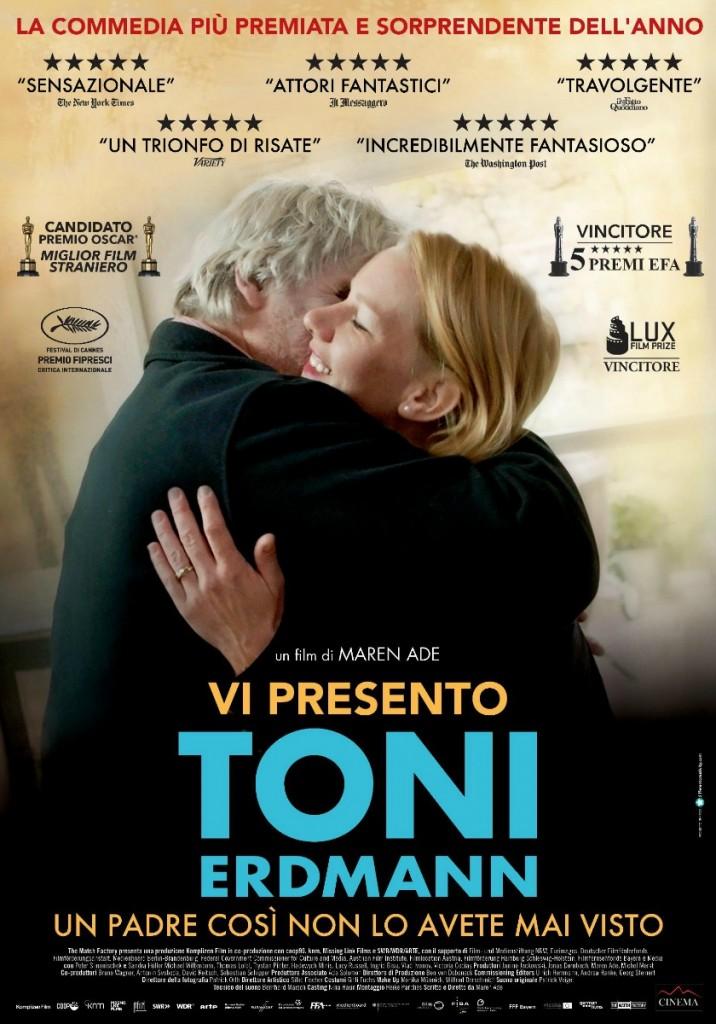 Vi presento Toni Erdmann poster