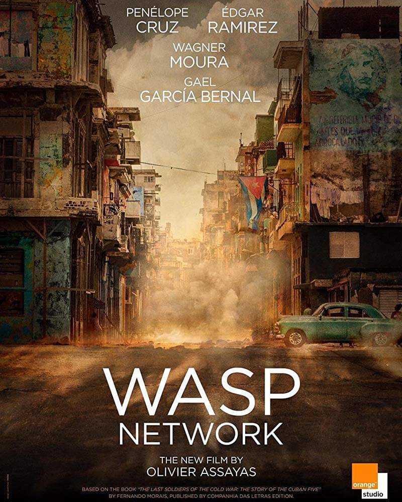 wasp-network-poster