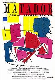 """Locandina del film """"Matador"""""""