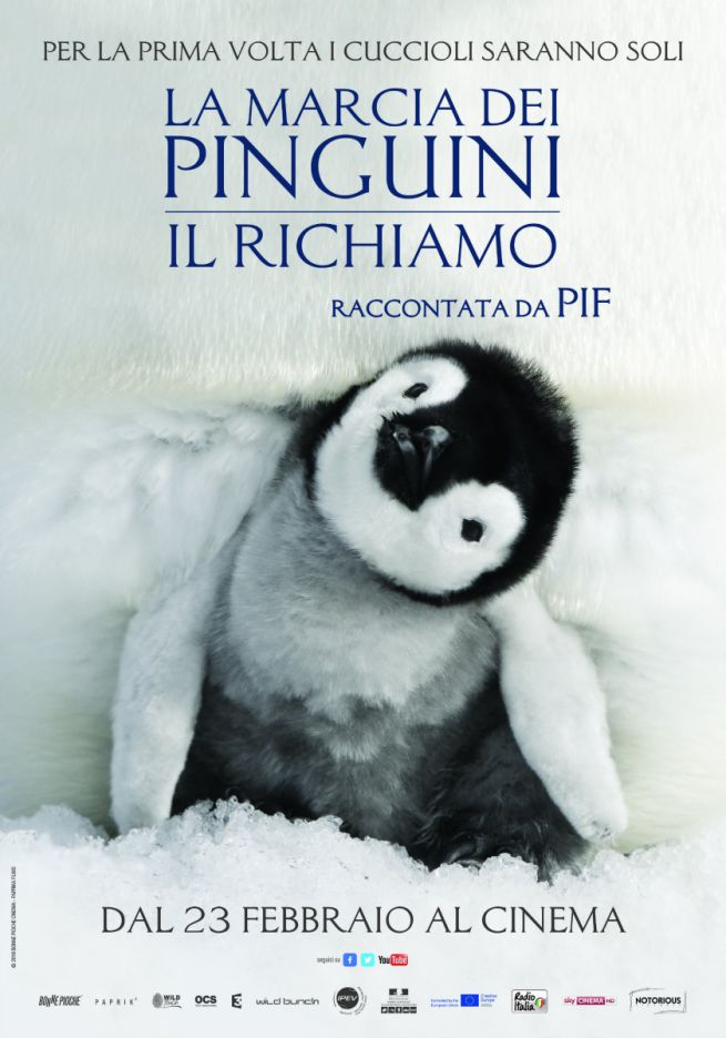 la marcia dei pinguini – Il richiamo poster